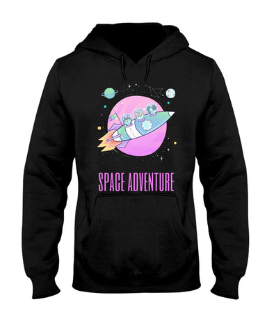 Image of Space Adventure Hoodie