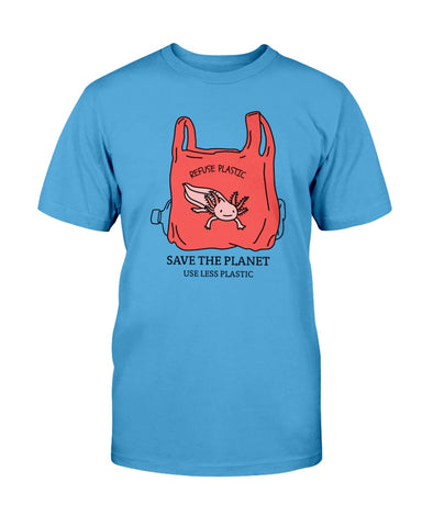 Image of Save the Planet - Axolotl T shirt