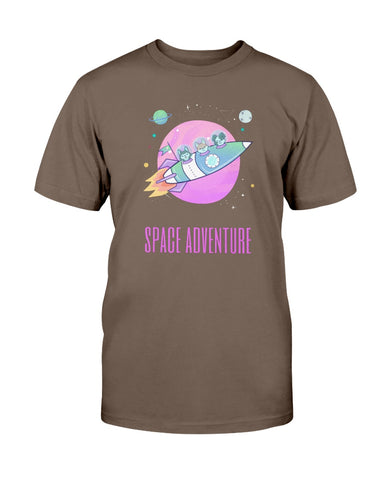 Space Adventure T shirt