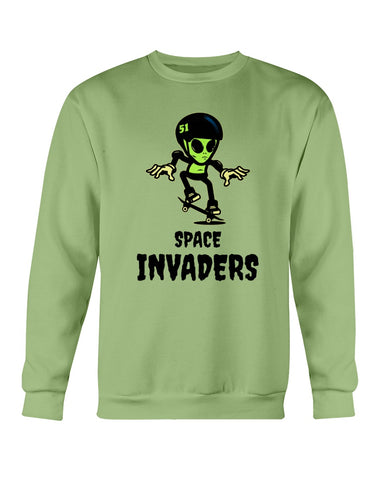 Image of Space Invaders Sweatshirt