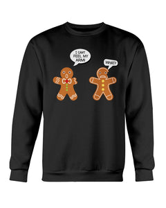 Gingerbread cookie Ugly Xmas Sweater
