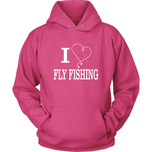I Love Fly Fishing shirt
