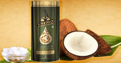 Chekko Coconut oil