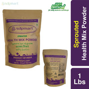 SDPMart Premium Natural Sprouted Health Mix (Sathumavu) - 1 lb - SDPMart