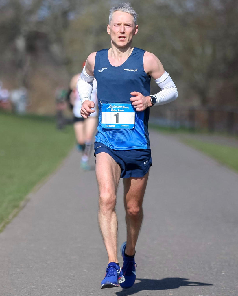 Ultra Running Active Root Ambassador & Pyllon Racing's Robert Turner talks to us about Focus!
