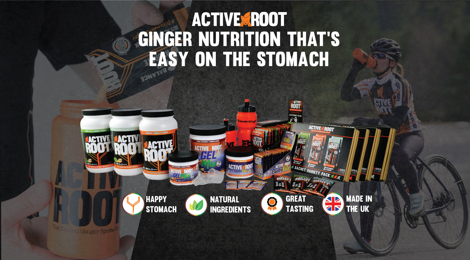 Ginger Sports Nutrition