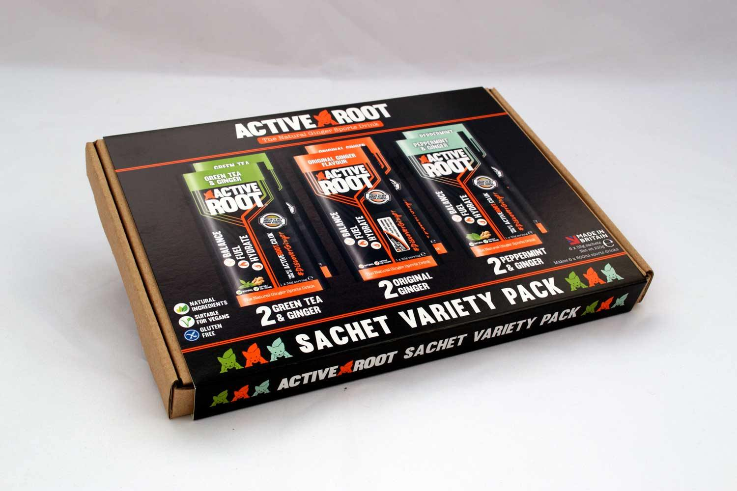 Active Root Variety 6 Pack