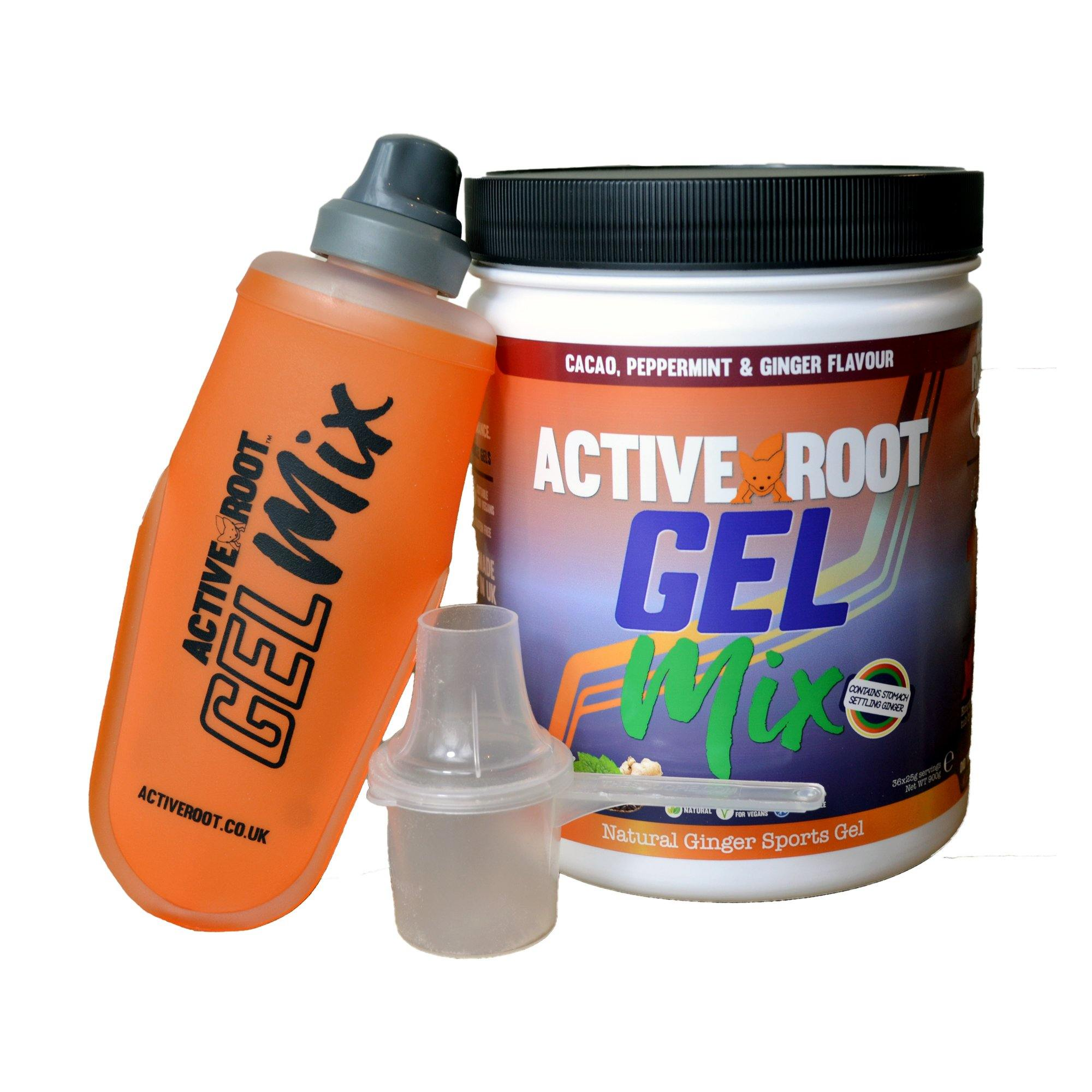 900g Gel Mix Soft Flask Bundle (36 servings)