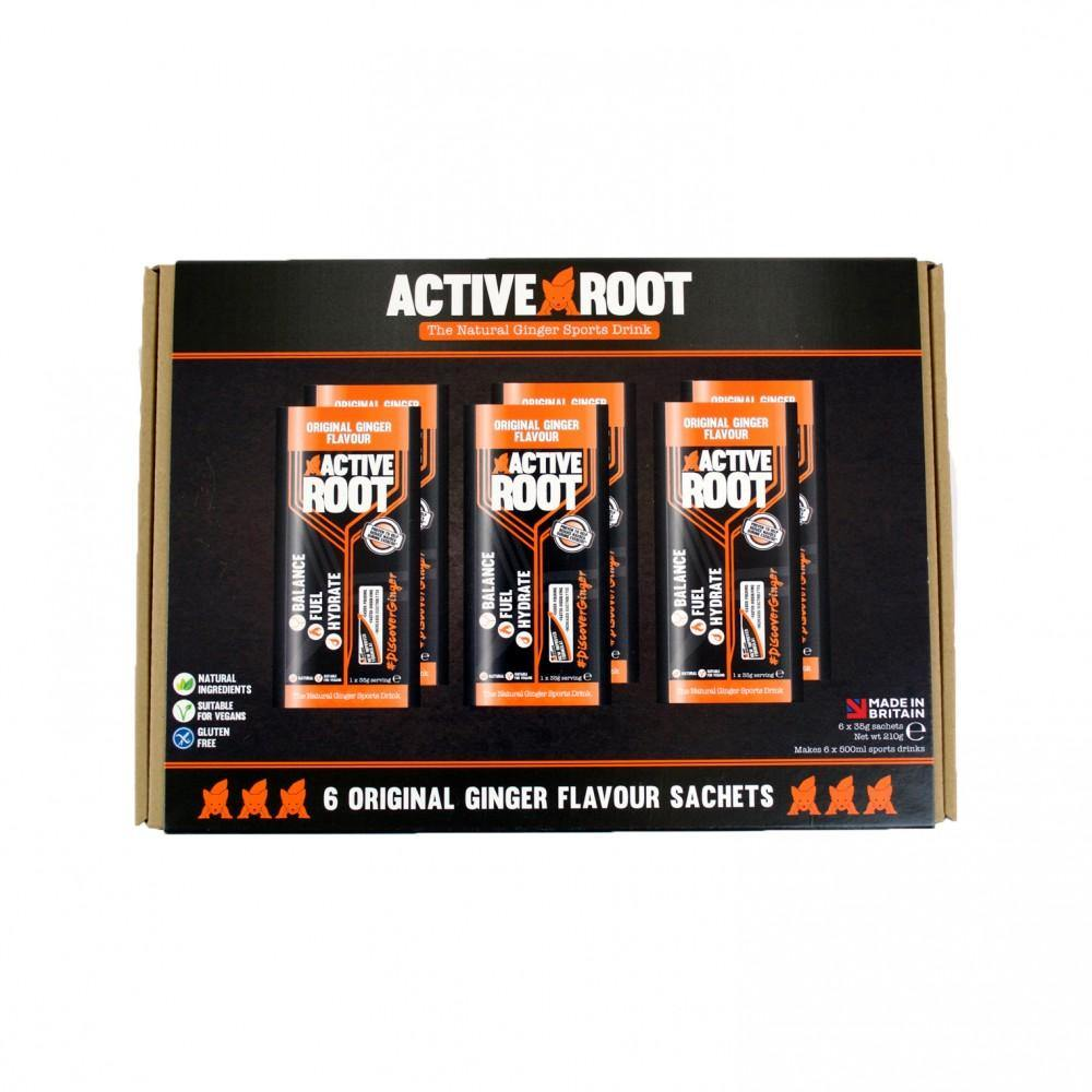 Active Root Original Ginger 6 Pack