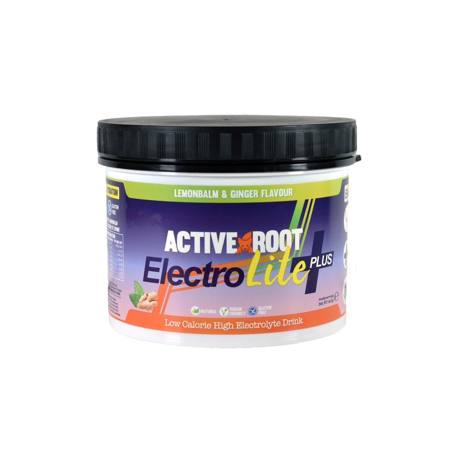 Lemonbalm ElectroLite+ Tub (44 servings) - Active Root