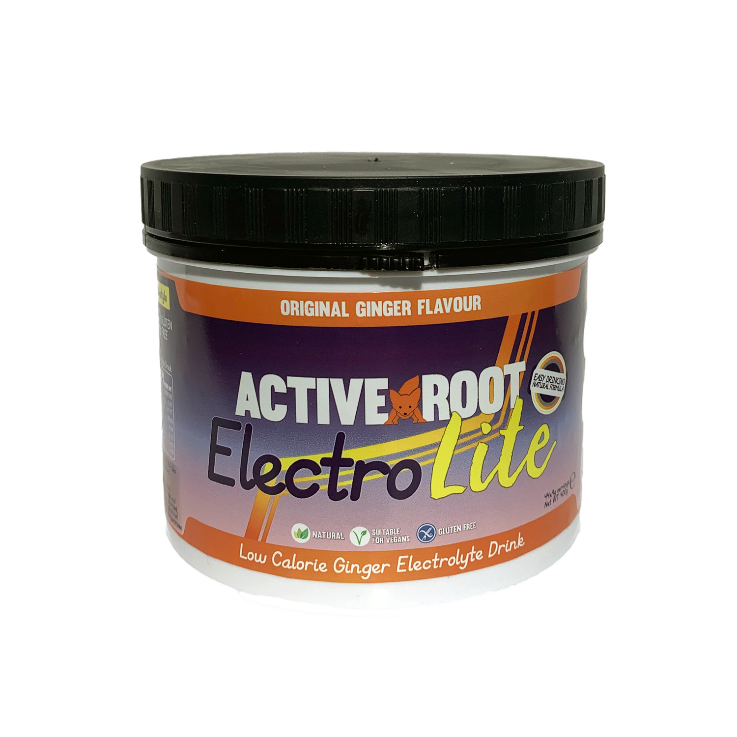 Original Ginger ElectroLite Tub (44 servings) - Active Root