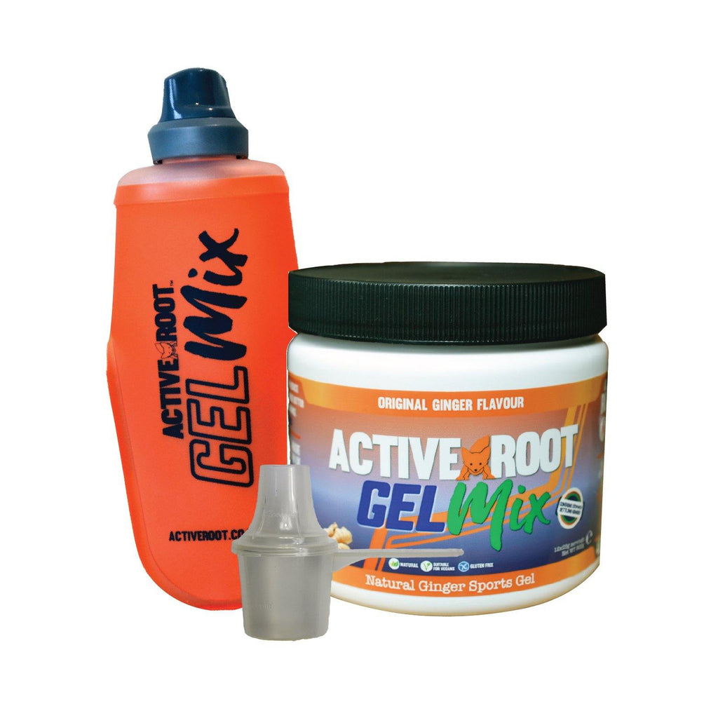 300g Gel Mix Soft Flask Bundle (12 servings) - Active Root