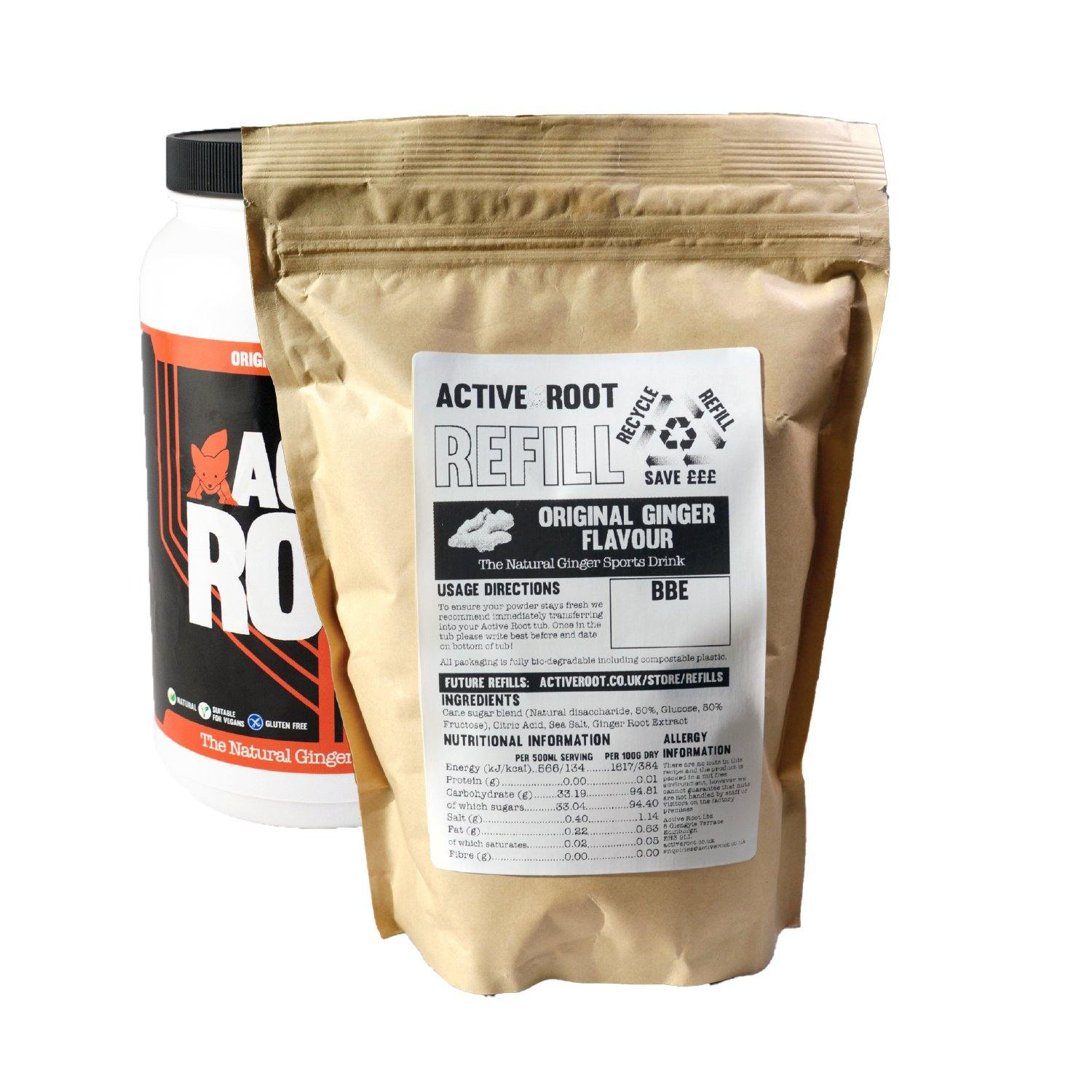 Active Root Tub Refill Original Ginger