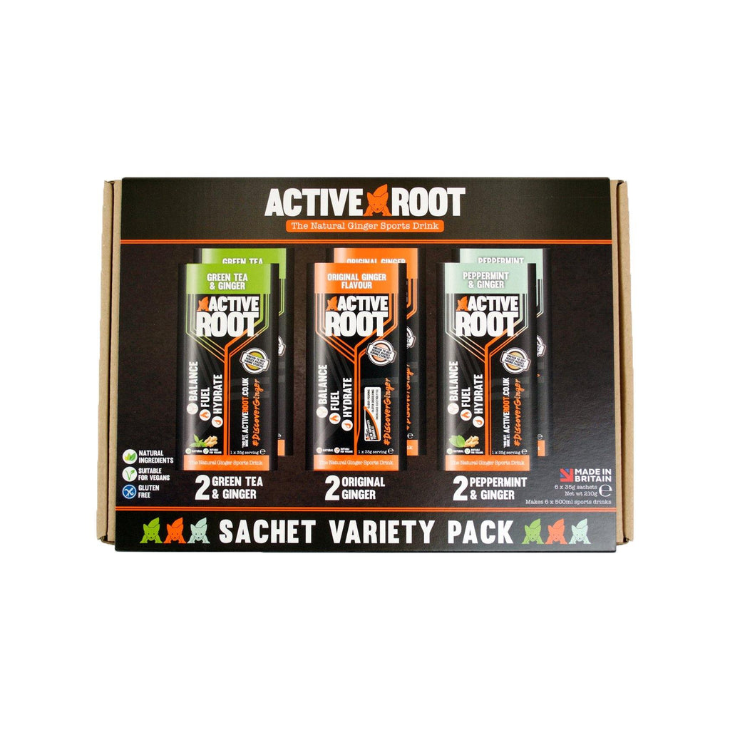Active Root 6 Sachet Variety Pack