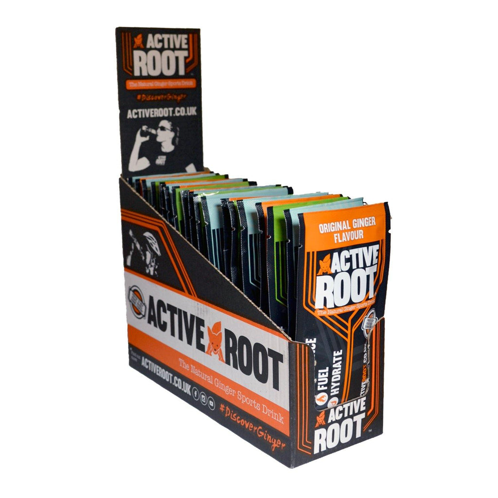 Active Root 20 Sachet Variety Box