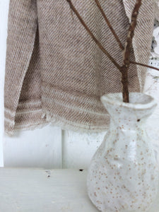 Cashmere Scarf Coffee