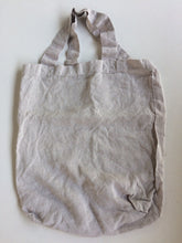 Load image into Gallery viewer, Tallows Linen Tote Bag - French Grey Colour