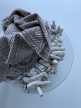 Load image into Gallery viewer, Cashmere Scarf Latte