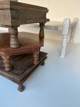 Load image into Gallery viewer, Table - One off Indian Vintage Bajot Table