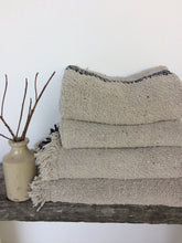 Load image into Gallery viewer, Rustic Cotton Cushion Cover Small - Sewn Edge