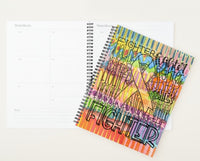 Fighter Typography Planner