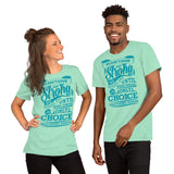 Strong Is The Only Choice/Dysautonomia Short-Sleeve Unisex T-Shirt