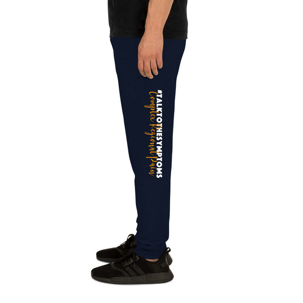 Talk To The Symptoms/Complex Regional Pain Unisex Joggers