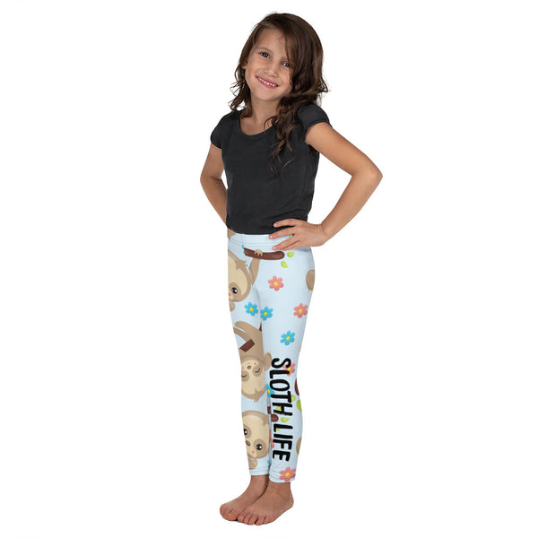 Sloth Life Kid's Leggings