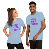 Censored Cystic Fibrosis Short-Sleeve Unisex T-Shirt