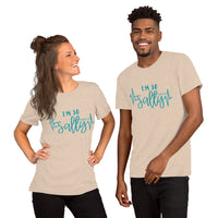 I'm So Salty Tachy POTS Awareness Short-Sleeve Unisex T-Shirt