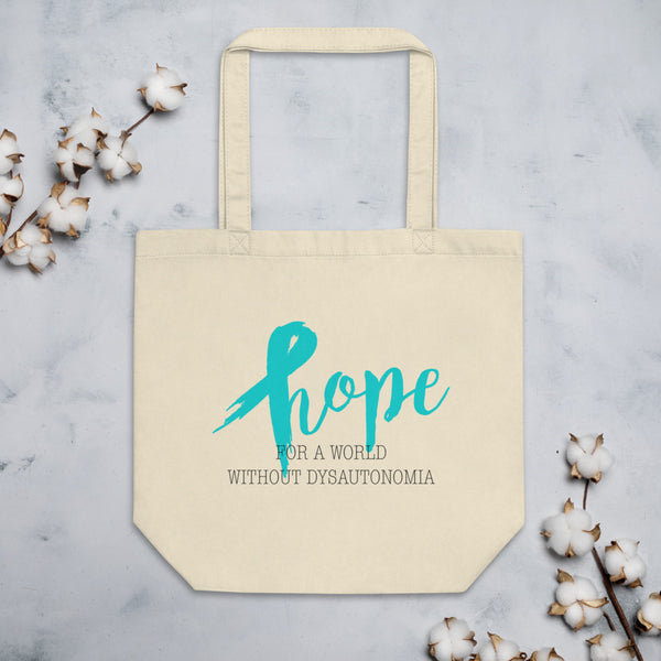 Hope For A World Without Dysautonomia Eco Tote Bag
