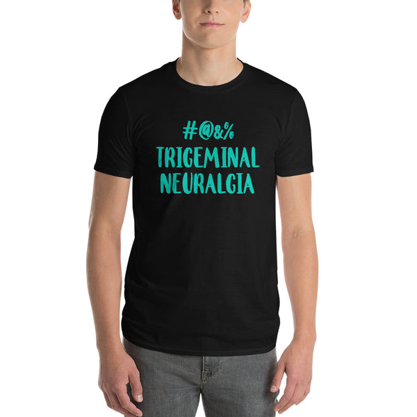 Censored Trigeminal Neuralgia Short-Sleeve T-Shirt