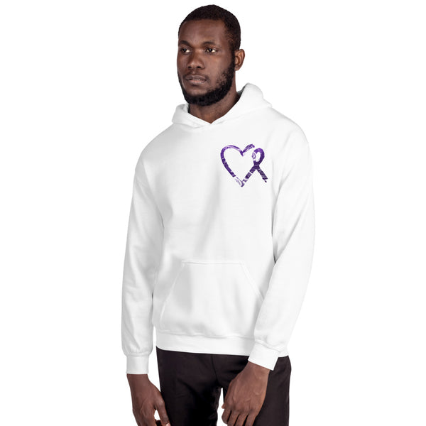September Chiari Awareness/WARRIOR Print Unisex Hoodie
