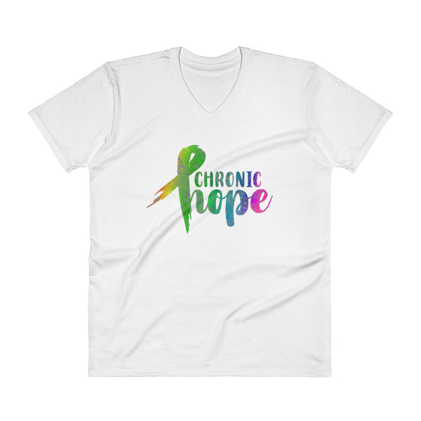 Chronic Hope Mosaic V-Neck T-Shirt