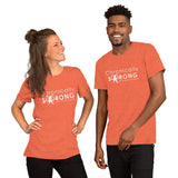 Chronically Strong Against Multiple Sclerosis Short-Sleeve Unisex T-Shirt