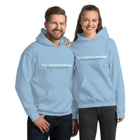 Talk To The Symptoms/Dysautonomia Unisex Hoodie