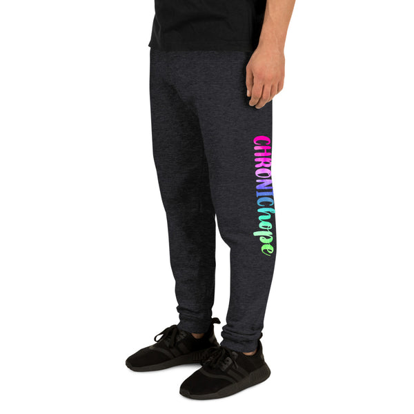 Chronic Hope Watercolor Unisex Jogger Sweatpants