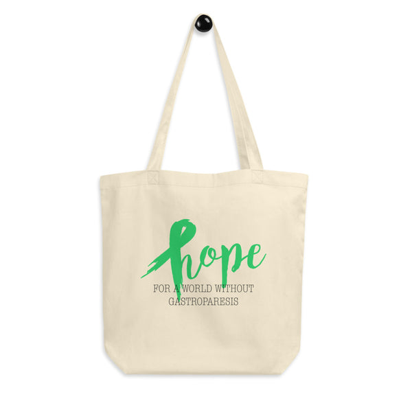 Hope For A World Without Gastroparesis Eco Tote Bag