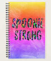 Spoonie Strong Spoons Planner