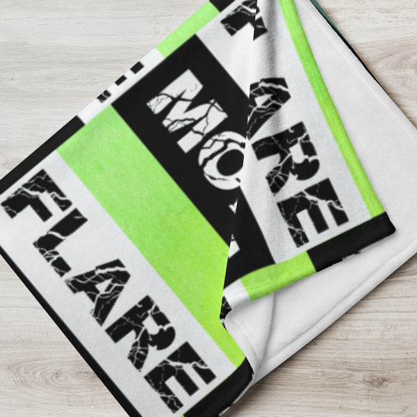 Flare Mode Throw Blanket