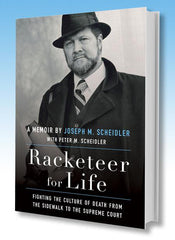 """Racketeer for Life"" by Joseph M. Scheidler"