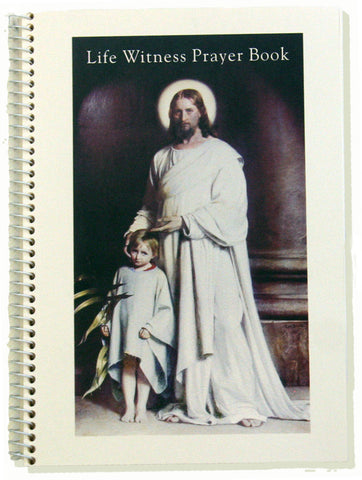 Life Witness Prayer Book