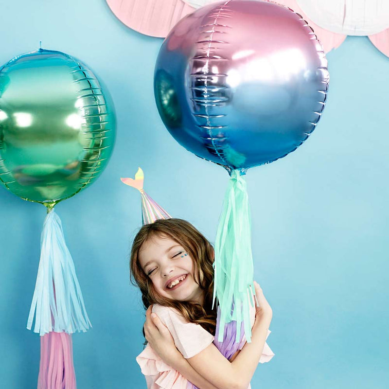 The Party Pieces guide to using helium balloons