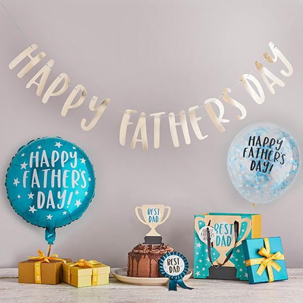 Ideas for Father's Day 2020 at home