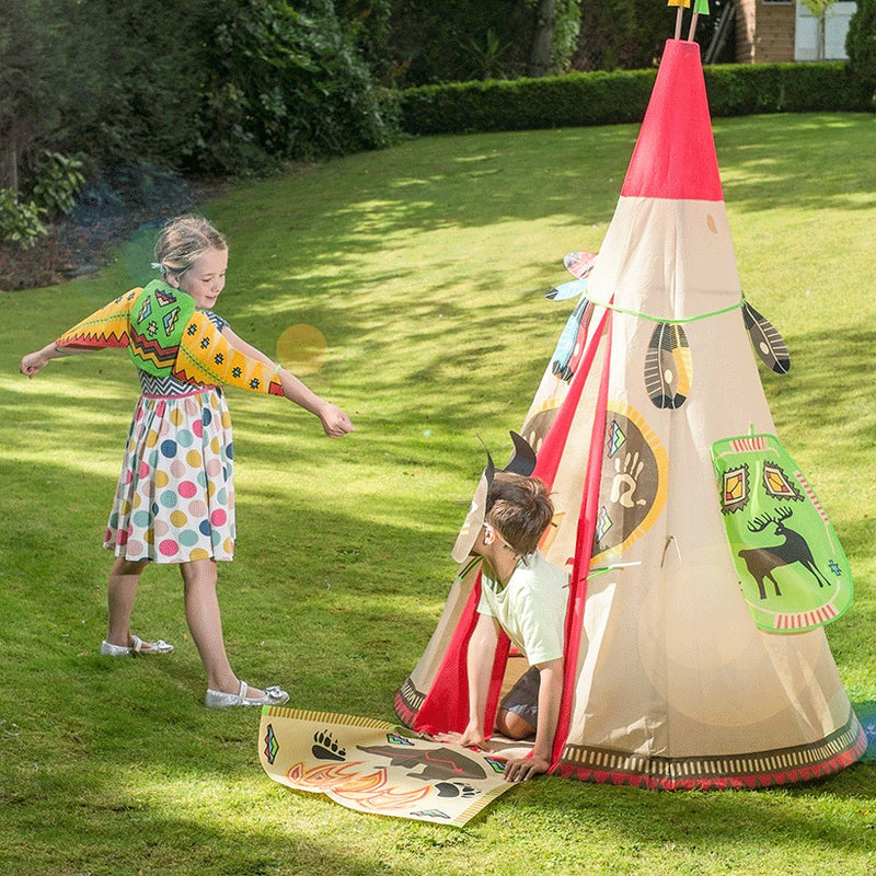 Five ideas for outdoor play for children