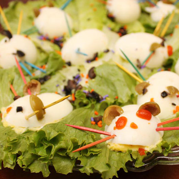 Jungle party food ideas