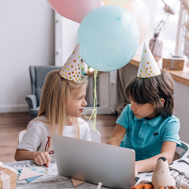 How to celebrate a kid's birthday at home