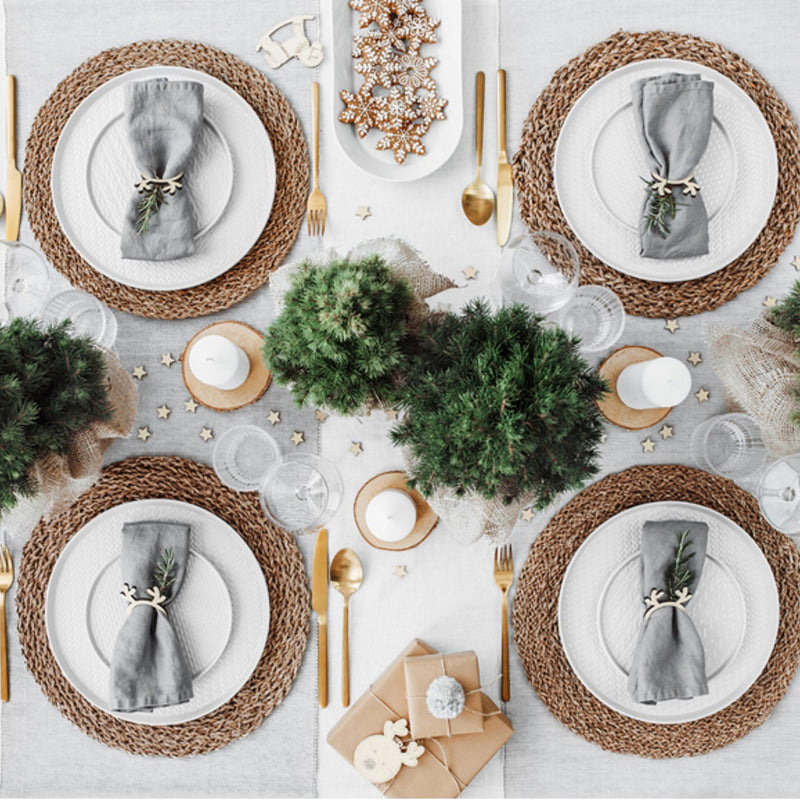 Christmas table decoration ideas and tips