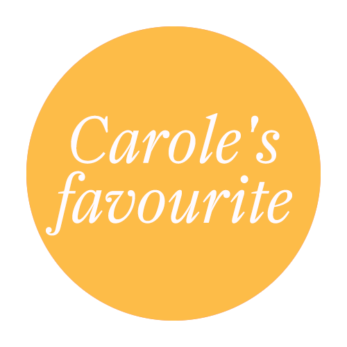 Carole's Favourite Badge