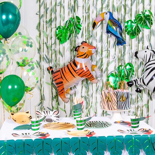 Animal & Jungle Party